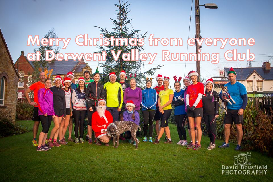 Merry Christmas from DVRC