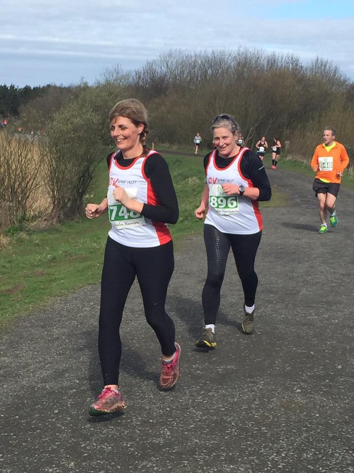 Druridge Bay Half Marathon - April 2016