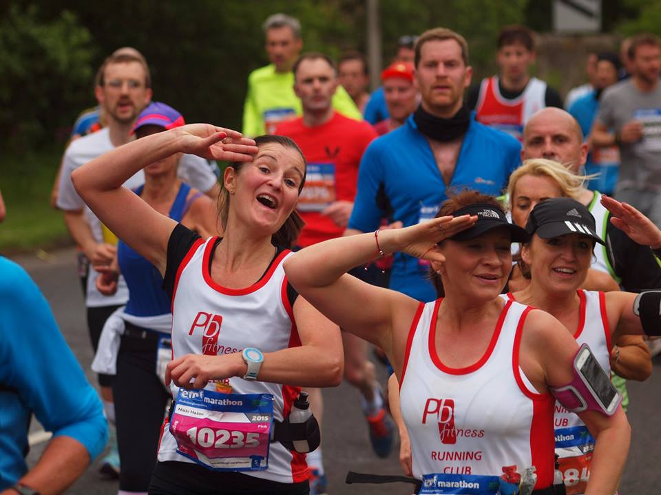 Edinburgh Marathon 2015