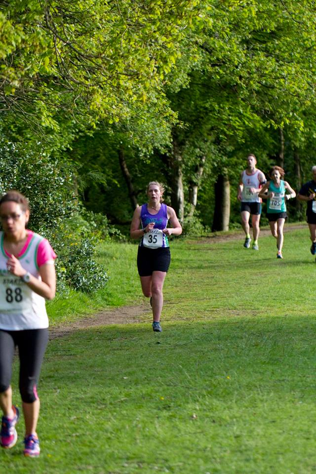 George Ogle Memorial Race - Along the meadows