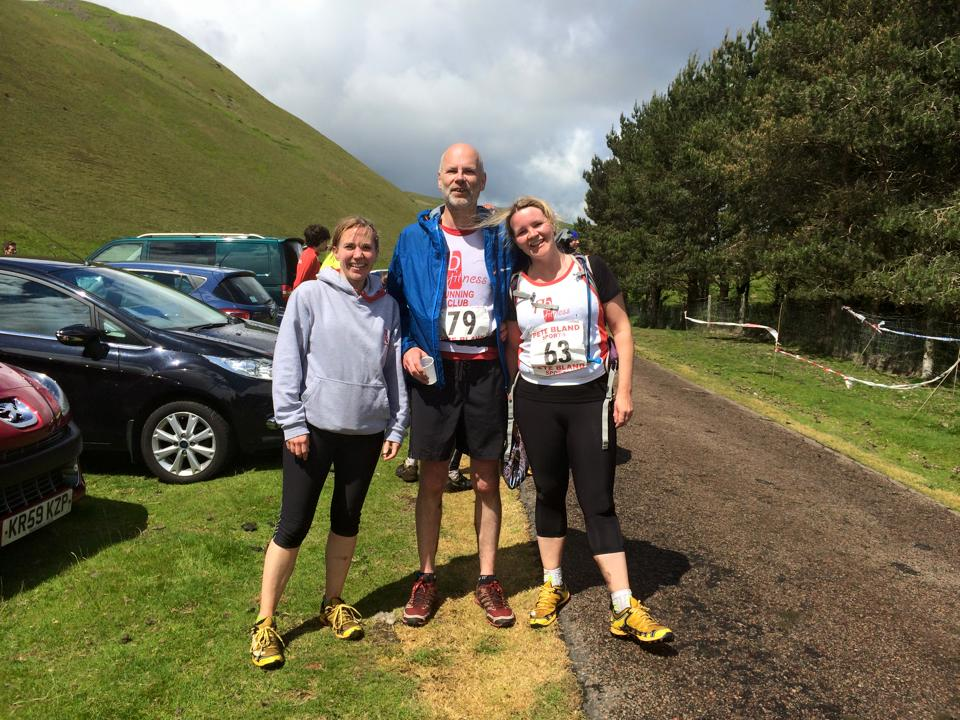 Windy Gyle fell race 2015