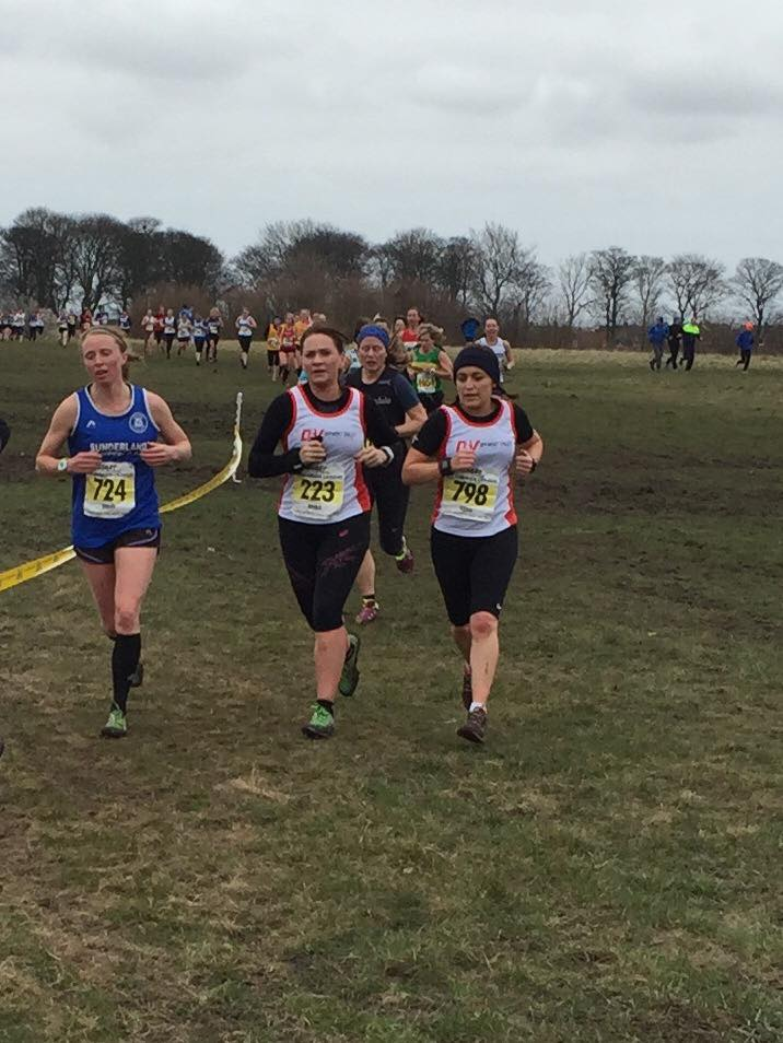 NE Harrier League Cross Country 2015/16